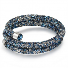 Rhinestone Crystal Strand Bracelet for Women