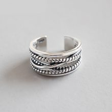 Large 925 Sterling Silver Ring